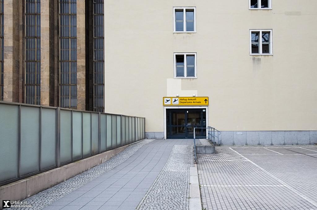 Zentralflughafen Tempelhof-Berlin