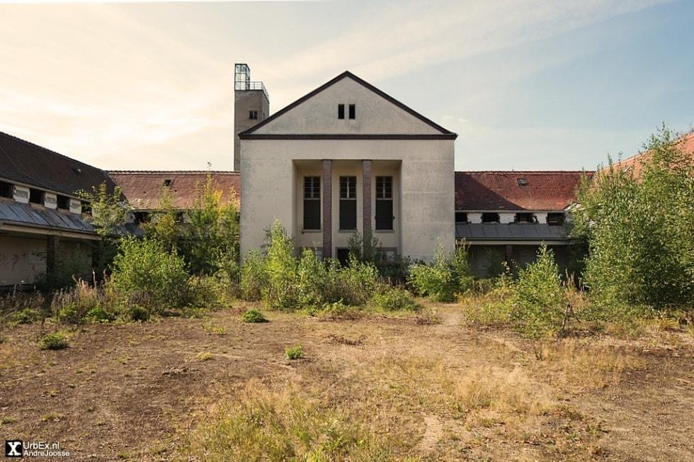 Jugenderholungsheim Endlerkuppe
