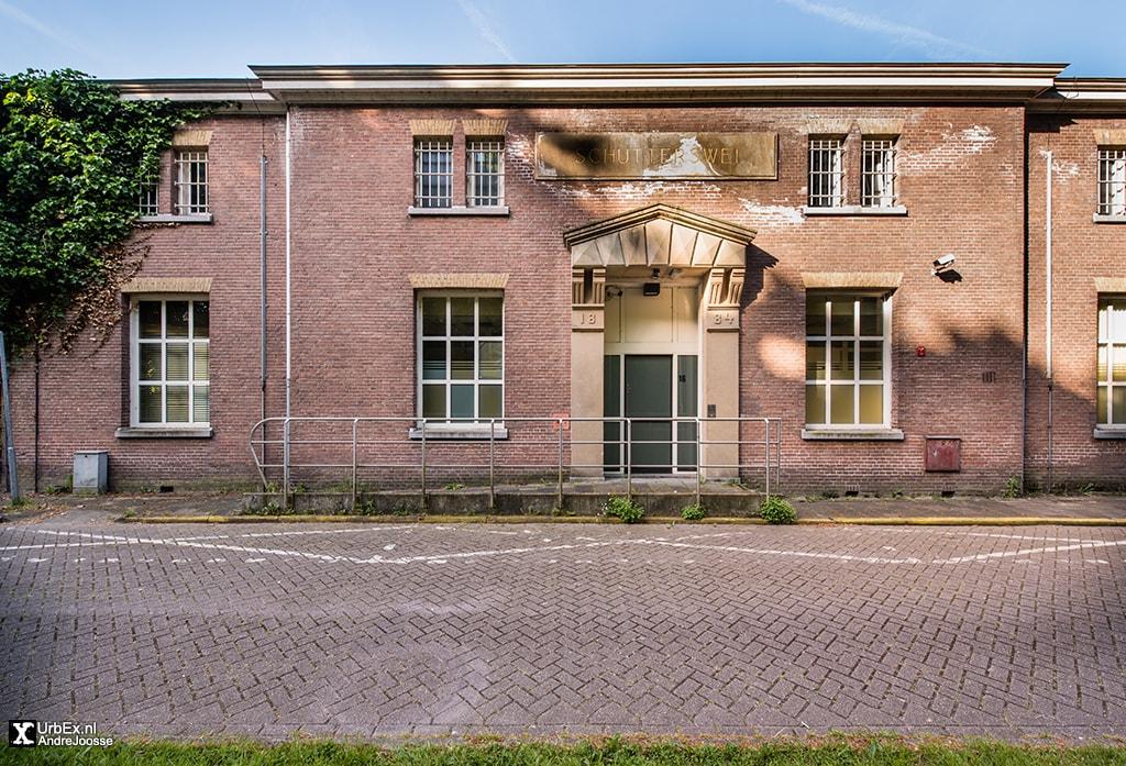 Huis van Bewaring Schutterswei
