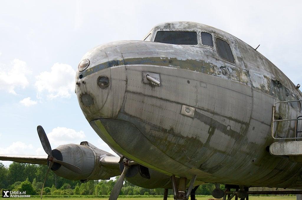 DC-4 Trans Atlantic Airlines