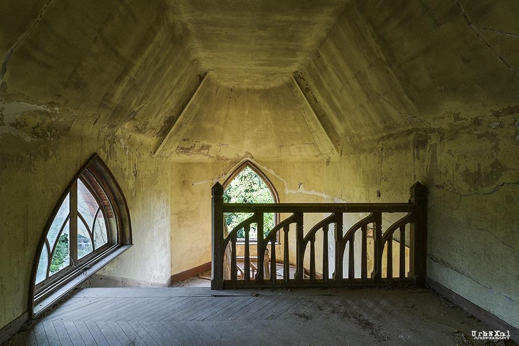 Chateau en Colimaçon