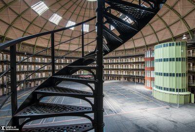 Urbex forgotten abandoned urban exploring derelict for Gevangenis de koepel haarlem