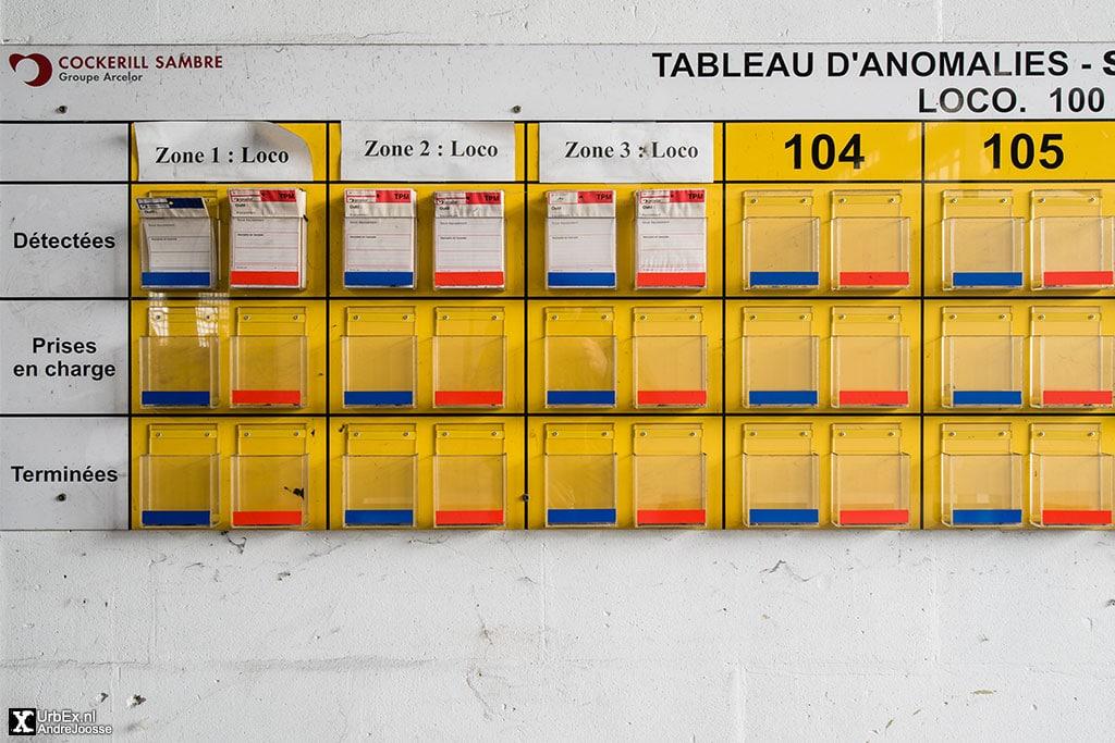 Atelier Loco d'Ougree