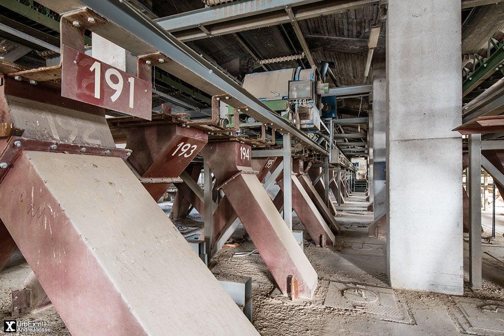 SAMGA or Magasins à Grains d'Anvers