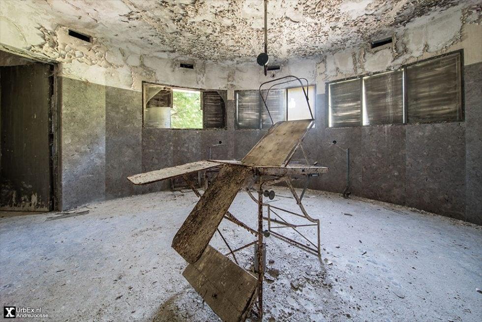 Pavilhão Cirúrgico Novo Sanatório