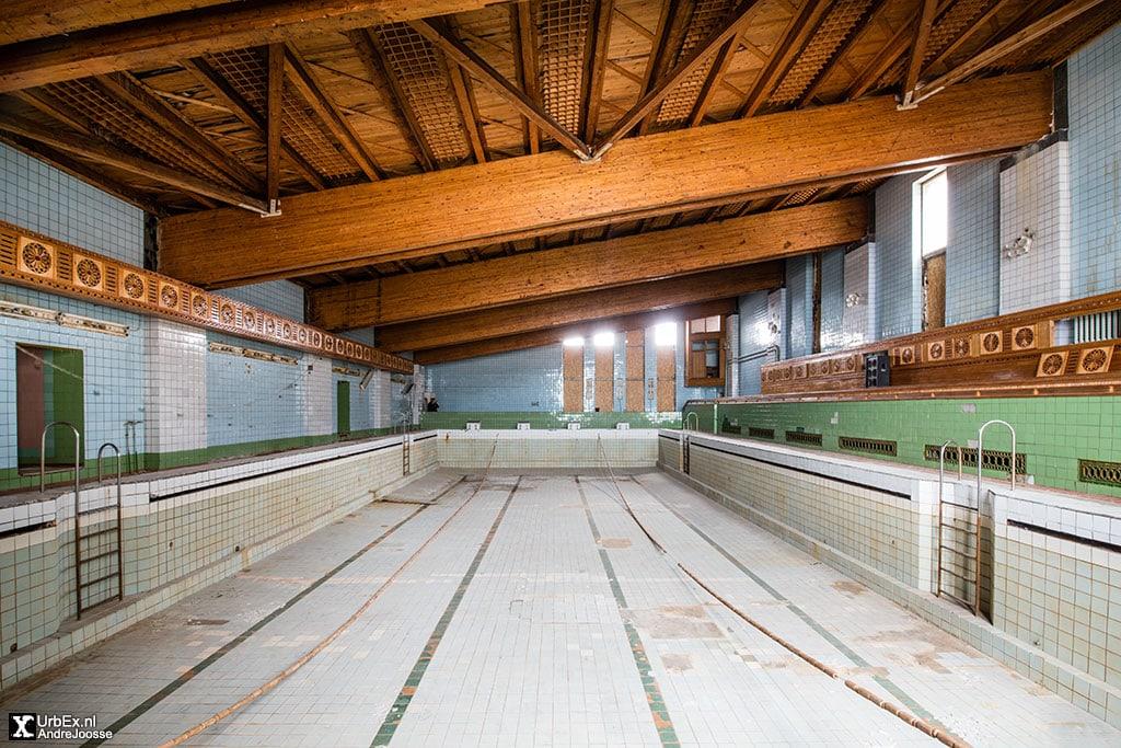 Gagarin Sport Complex at Pyramiden