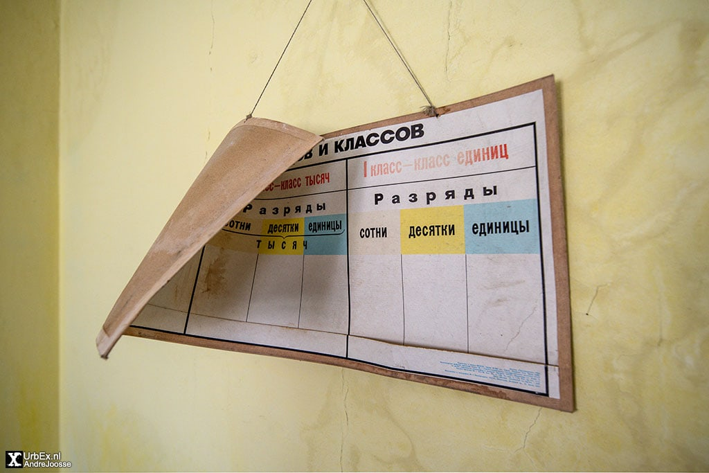 Pyramiden School