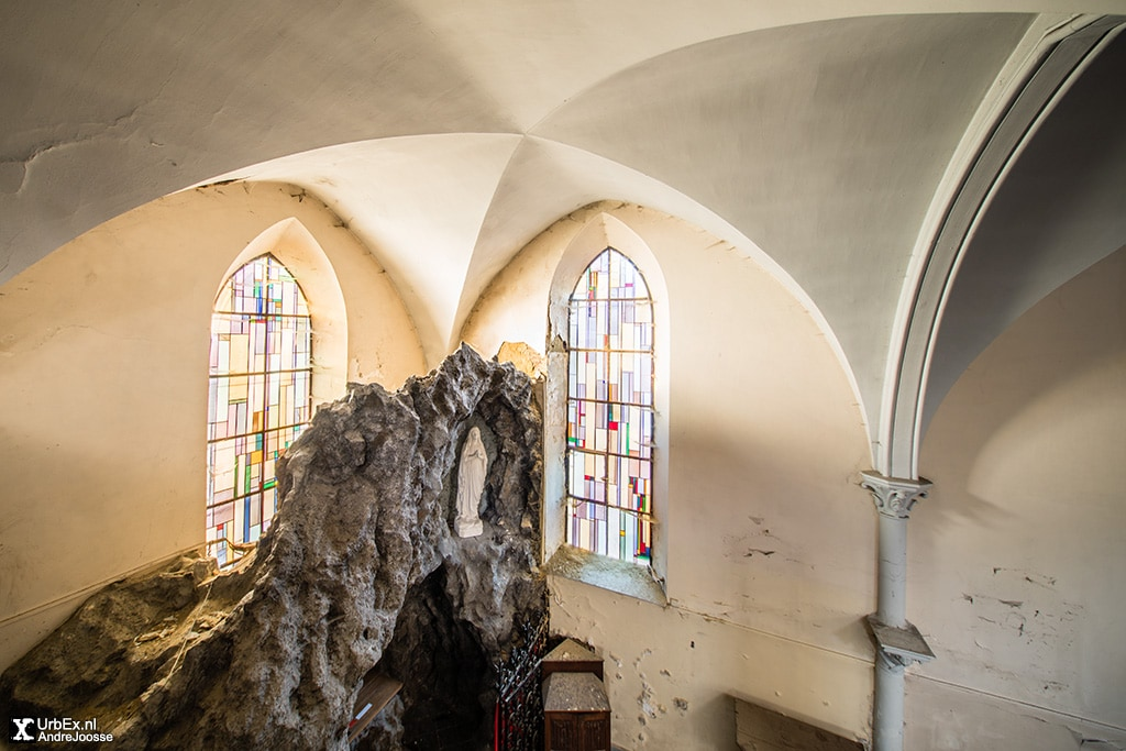 L'église Sainte Marie