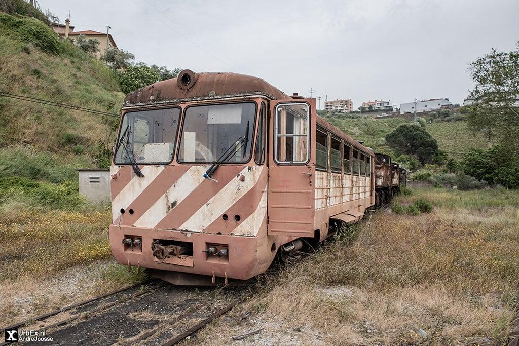 Locomotivas da Linha do Corgo