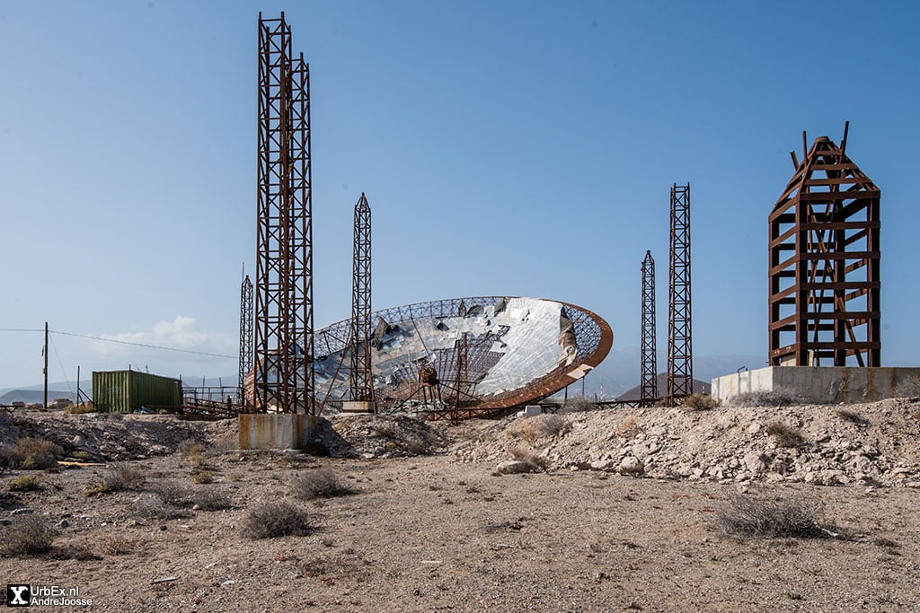 Laboratorio de Energía Solar   Abandoned and Lost Places