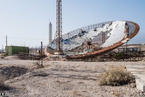 Laboratorio De Energia Solar Abandoned And Lost Places