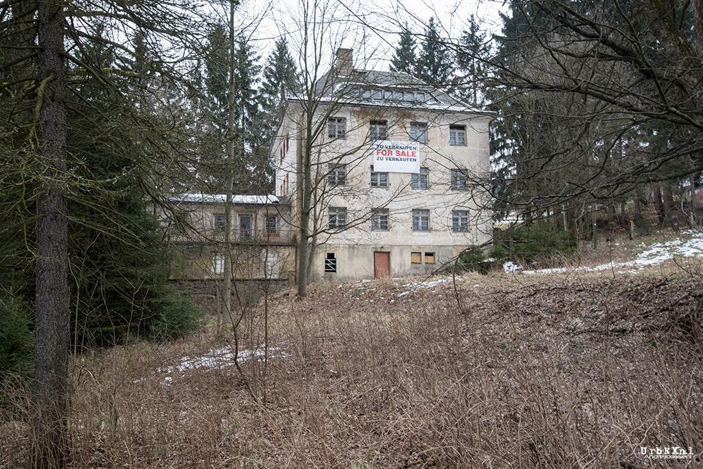 FDGB Ferienheim Bärenfels