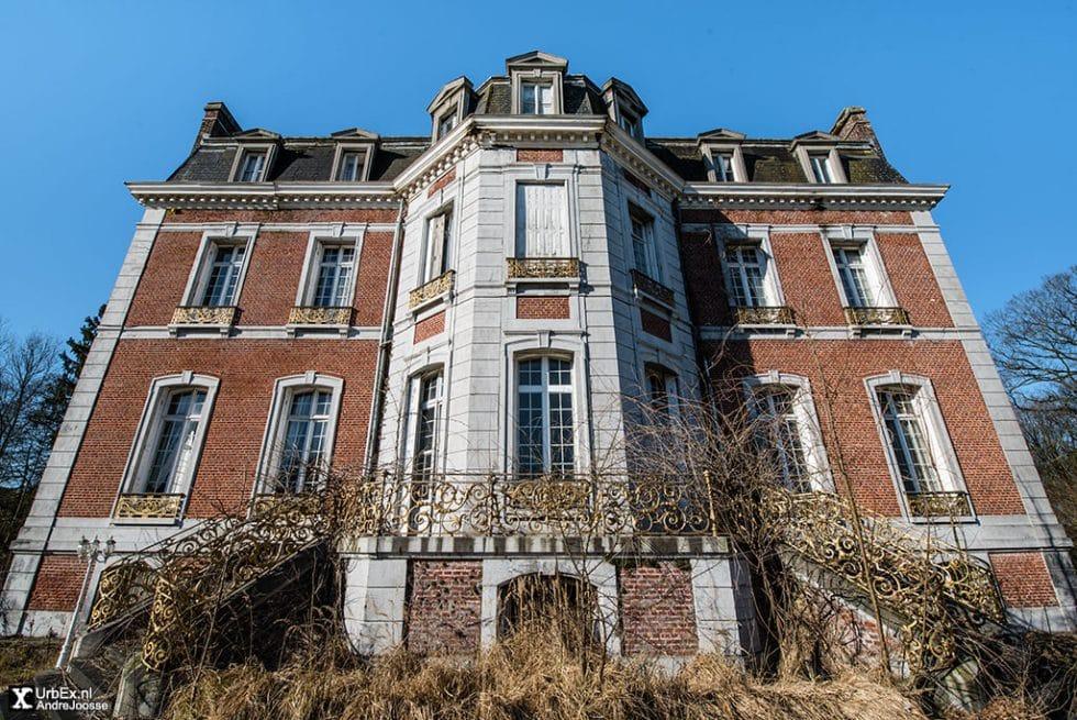 Château de la Cense au Bois