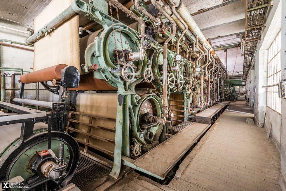 Patent-Papierfabrik Hohenofen