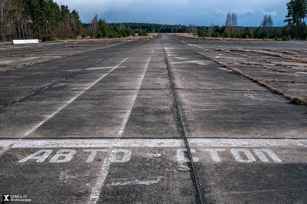 Militär Flugplatz Sperenberg