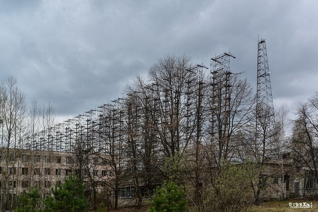 Duga-1 Radar - The Russian Woodpecker