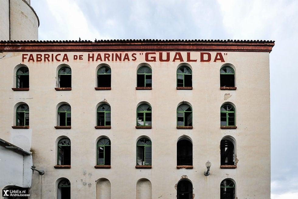 La Fábrica de Harinas Gualda