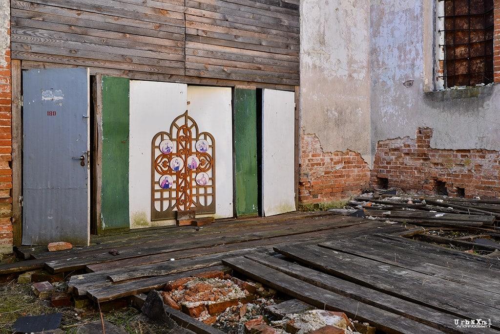 Zamoshnya Church of Our Lady of Kazan