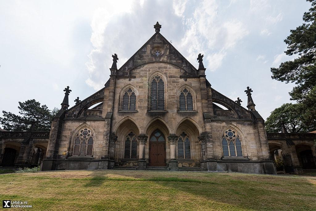 Trauerhalle Friedhof Altenburg